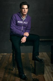 As an Alzheimer's Association Celebrity Champion, actor Peter Gallagher is committed to the fight against Alzheimer's disease.  www.alz.org/wam