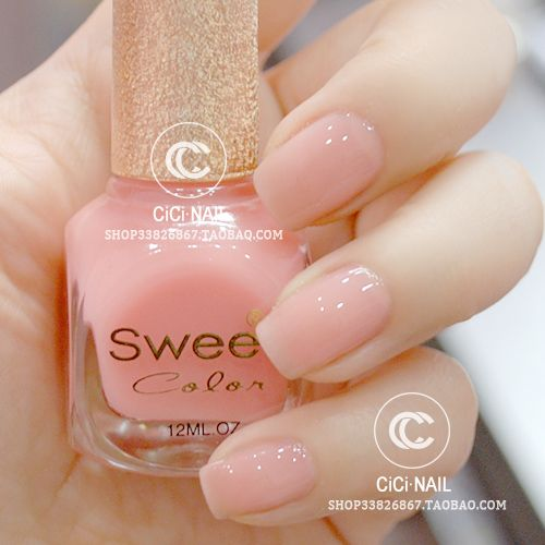 25+ best ideas about Pink Polish on Pinterest | Light pink ... Natural Pink Nail Polish