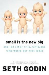 small-is-the-new-big  Seth Godin