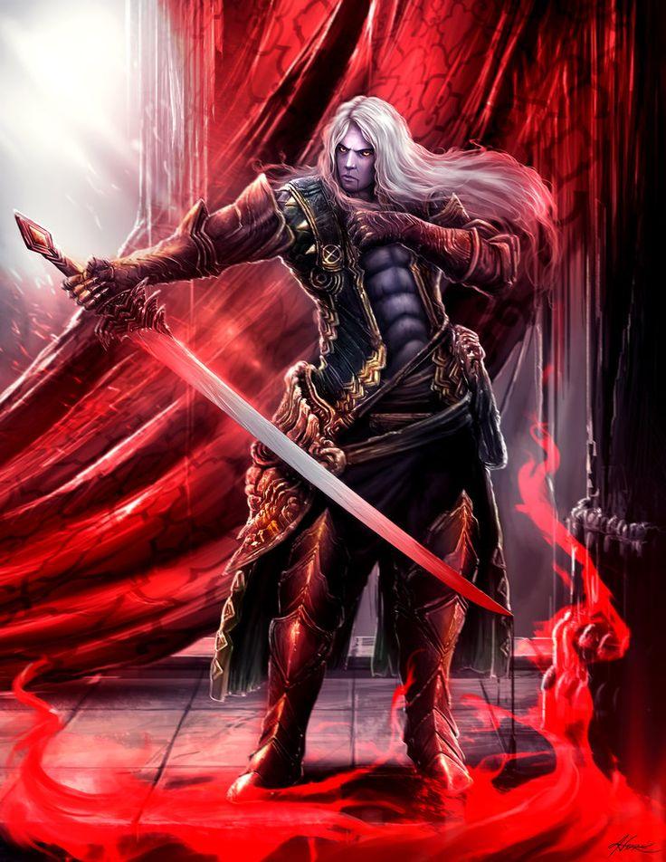 Lords of Shadow 2 Alucard | Alucard - Lords of Shadows 2 by AMD-Design