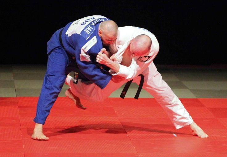 Fitness for Judo