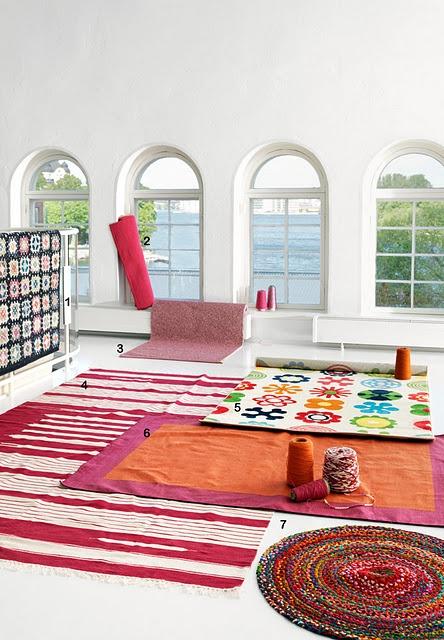 great rug ideas for Jalaya's room