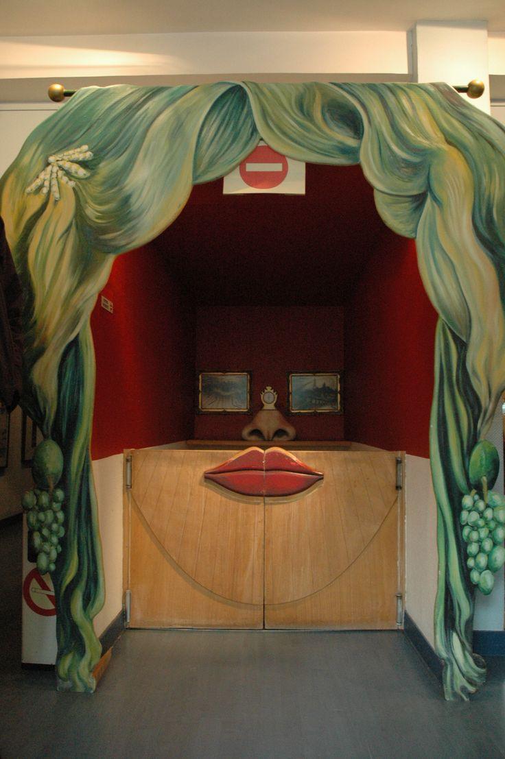 Dali museum, Montmarte, Paris - Spine Studios