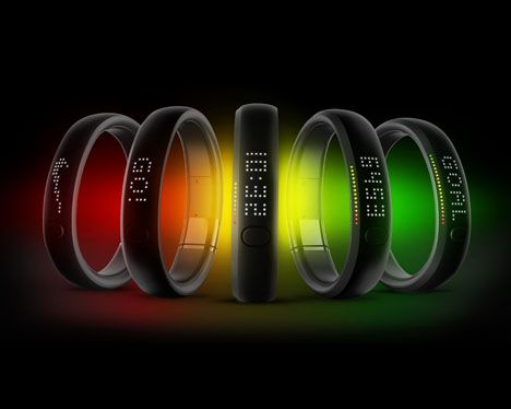 2012 idea awards core77s gold faves - Nike Fuel Band!  I love mine.