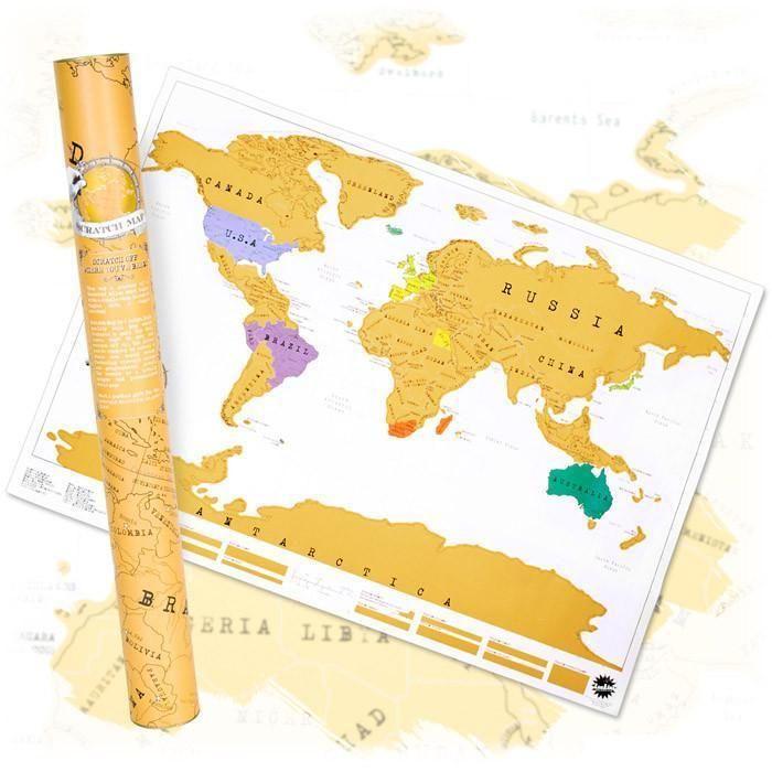 Cartina Mondo Che Si Gratta.Pin Su Il Negozio Villa Varese