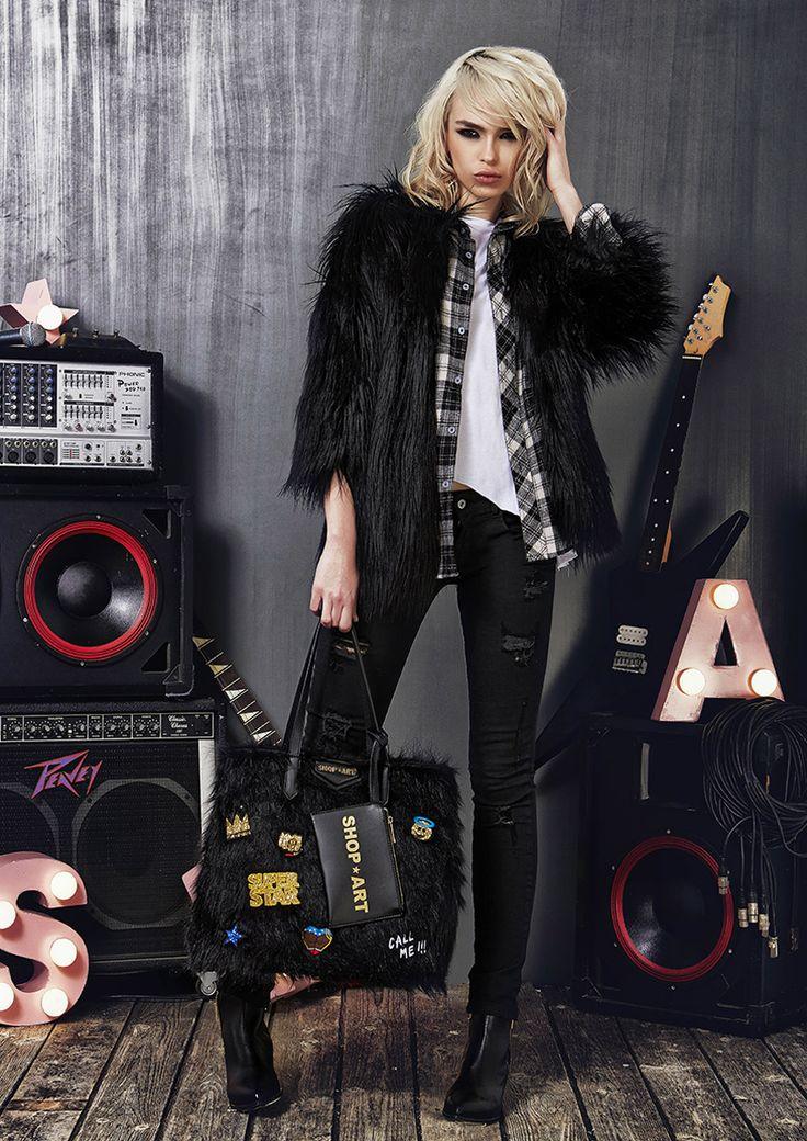 THE NEW SHOP ART #shopart #new #collection #adorage #style #fallwinter15 #collection #newyork #woman #shopartonline #shopartmania