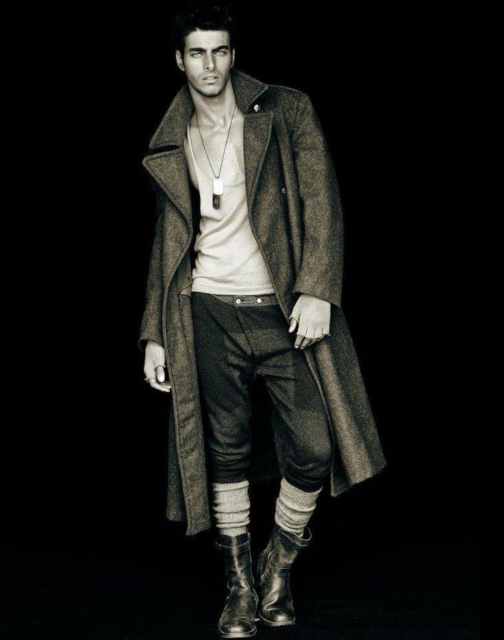 CoverMen Mag: Gui Fedrizzi, top model - Photos