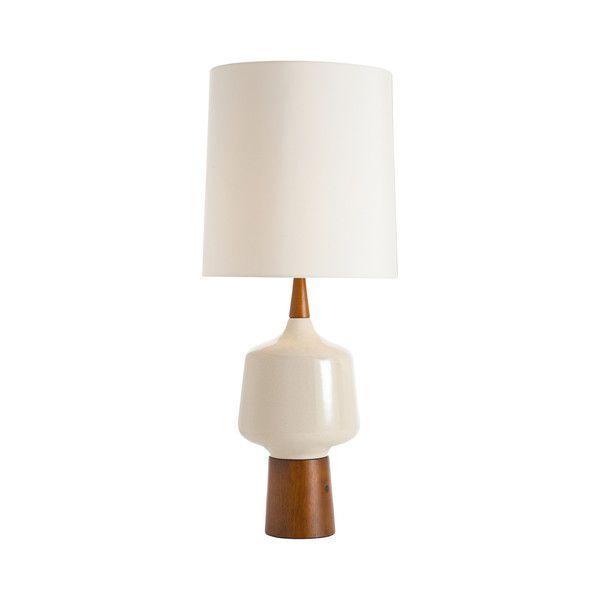 "DwellStudio Calhoun 36"" H Table Lamp with Rectangular Shade"