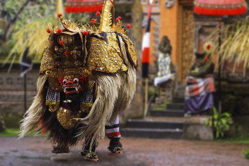 Barong Dance, Bali Indonesia