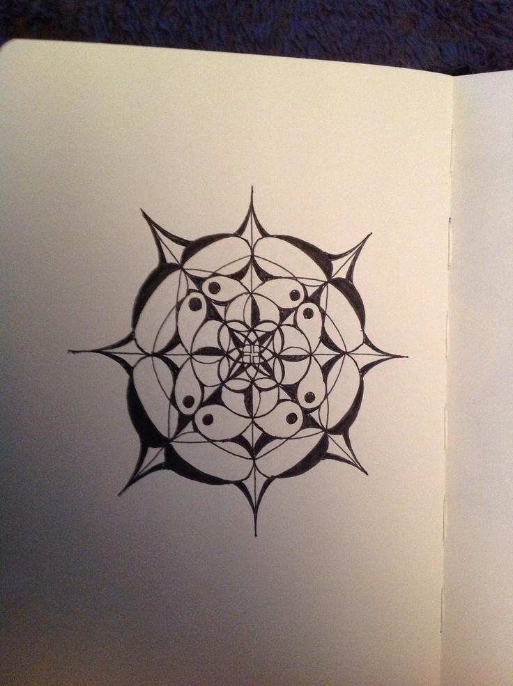 geometry doodle - photo #13