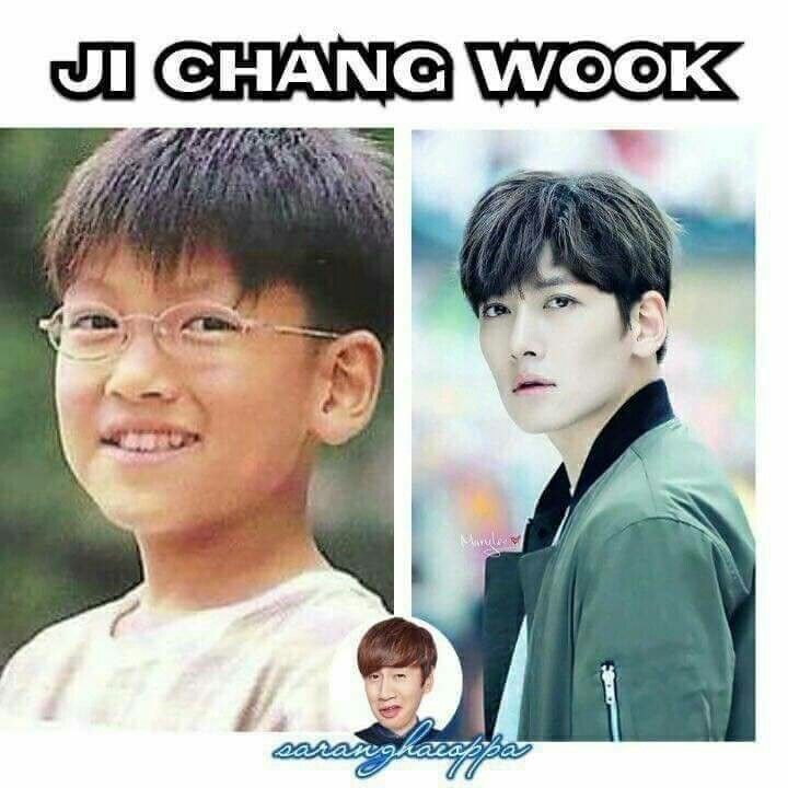 Ji chang wook #pradebut #handsome