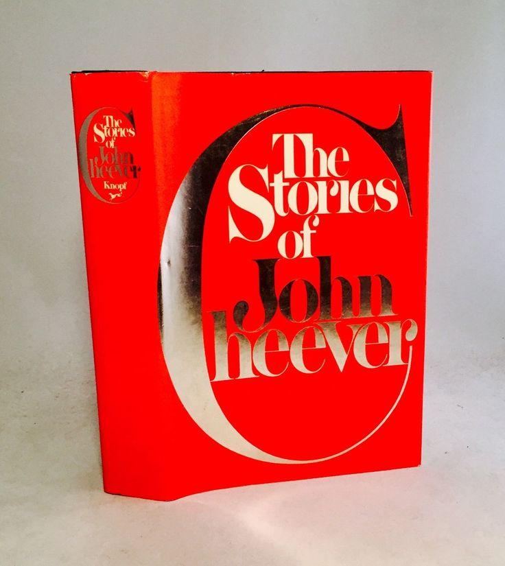 The Stories of John Cheever-John Cheever-SIGNED-First/1st Book Club Edition-RARE