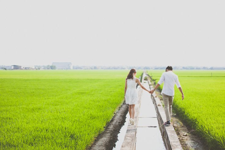 Wedding Photography | Sekinchan Malaysia | Padi Fields