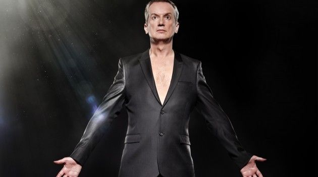 Frank Skinner adds extra dates to his autumn tour