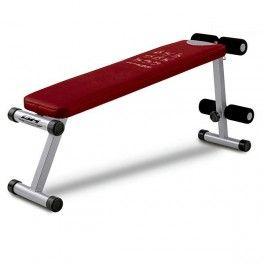 Banco plano inclinado plegable uso regular BH Fitness Atlanta 300 G59X