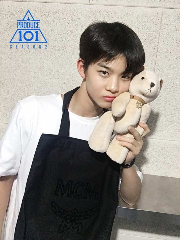 produce 101 season 2 bae jinyoung