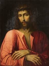Image of Jesus created during the Renaissance.
