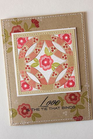 17 Best Images About Quilt Cards Ii On Pinterest Circles
