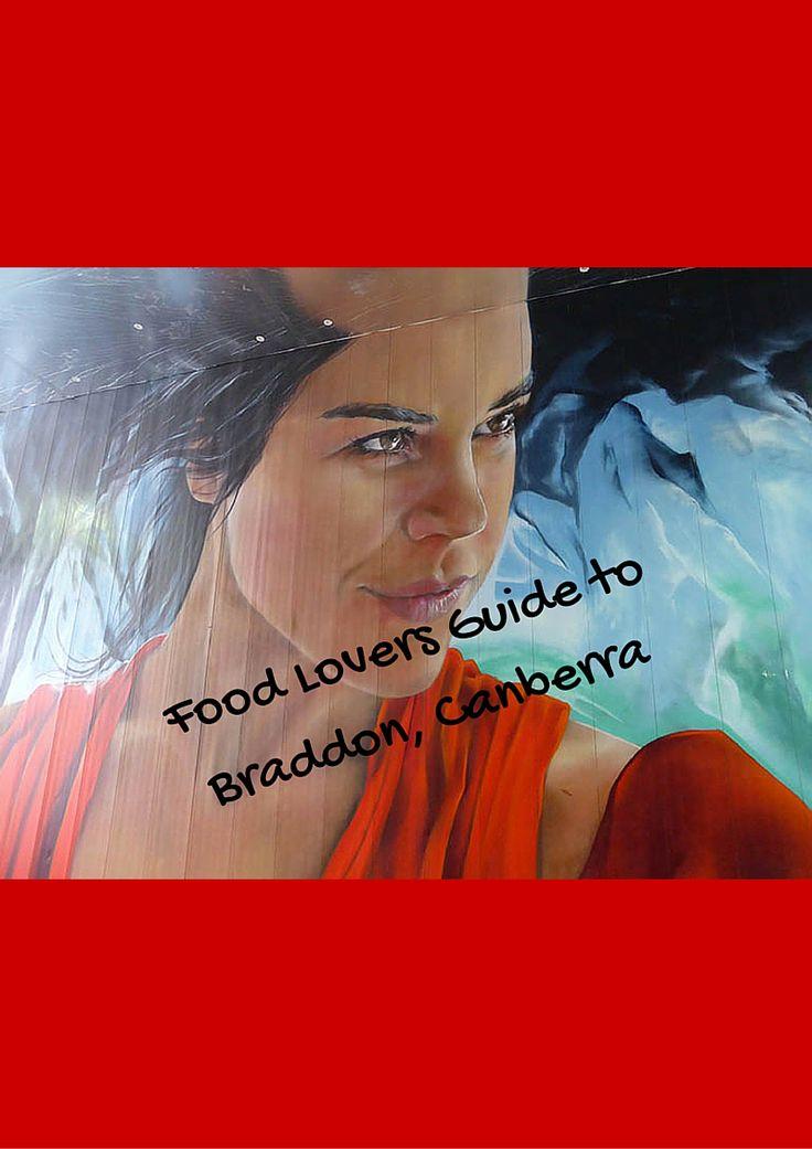 Food Lovers Guide to Braddon, Canberra #travel #zipkickblogger #canberra #food