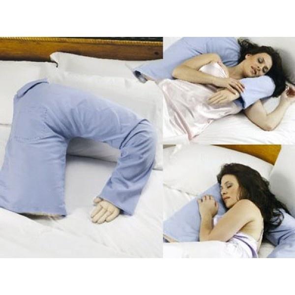 l'oreiller calin qui ronfle pas