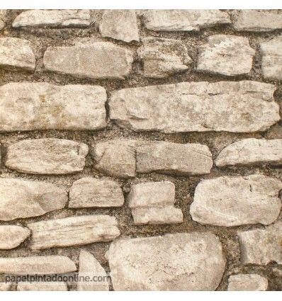 M s de 25 ideas incre bles sobre papel tapiz de piedra en for Papel imitacion piedra