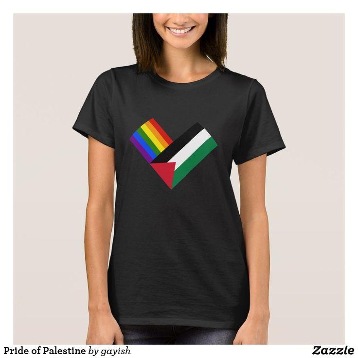 Pride of Palestine.  #pride #gaypride #palestine