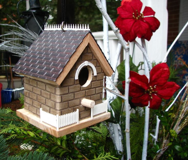 Build Your Own Bird House Kits Woodworking Projects Plans