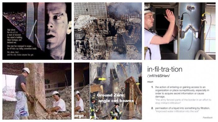 Infiltration • Controlled Demolition & Suspicious Activity WTC 9/11