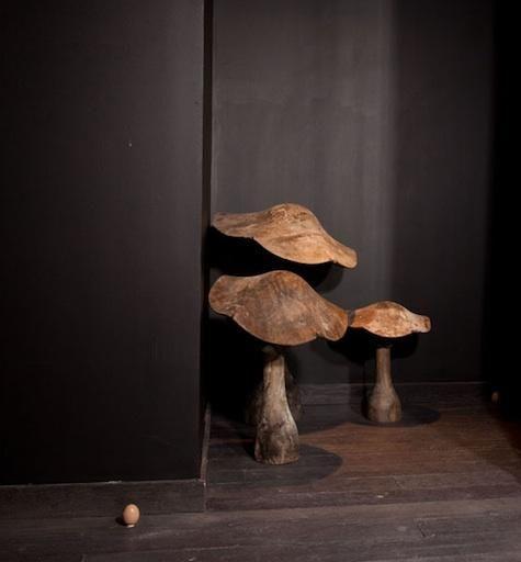 mushroom art @TabaGummybear