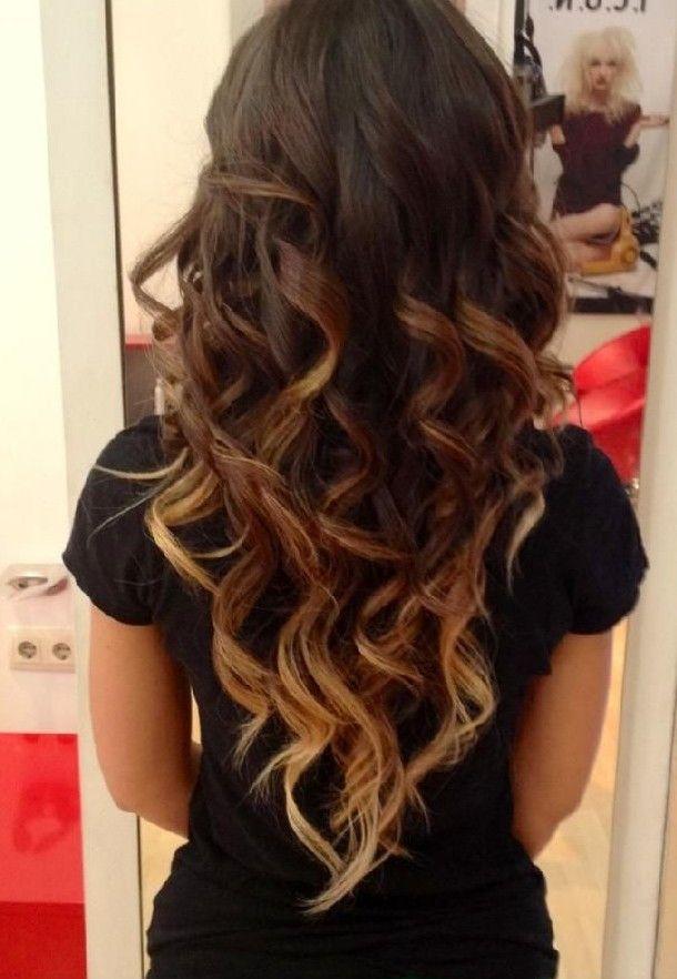 30 Heisseste Und Brutzelnde Ombre Haarfarbe Ideen Haar Farbe