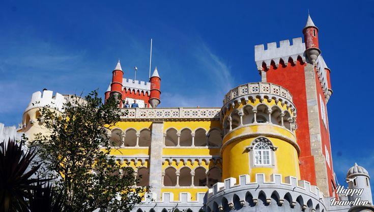 Η Σίντρα και τα παραμυθένια παλάτια της Πορτογαλίας