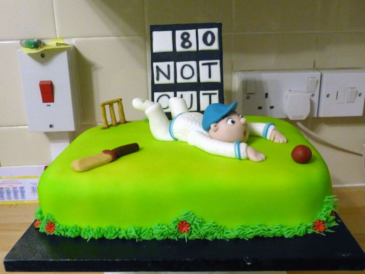 Cake Decorating Cricket Figures : 22 best images about Cricket on Pinterest Cricket cake ...