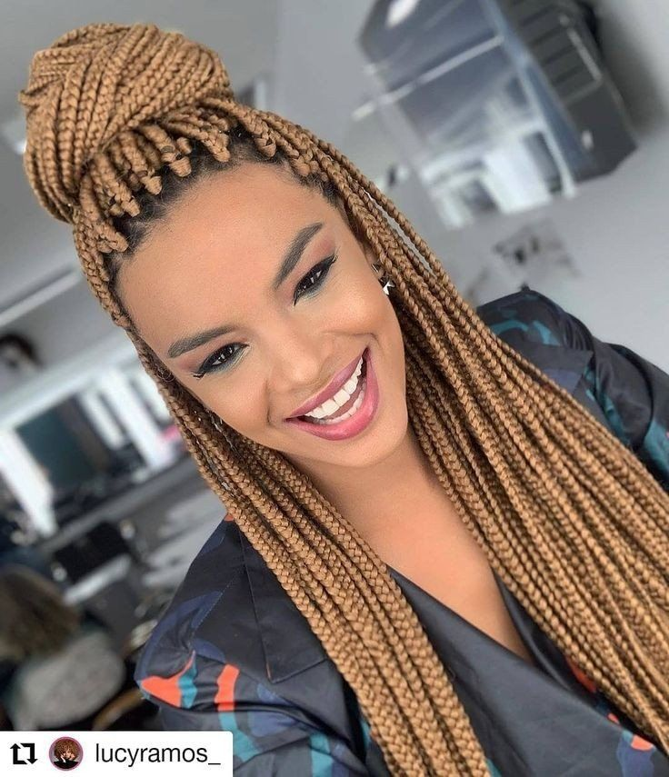Exquisite Braided Hairstyles to Rock (With images) | Braided hairstyles, Hair styles, Beautiful ...