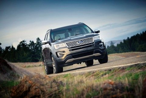 33 best ford explorer images on pinterest ford explorer autos and 2016 ford explorer goes platinum fandeluxe Image collections