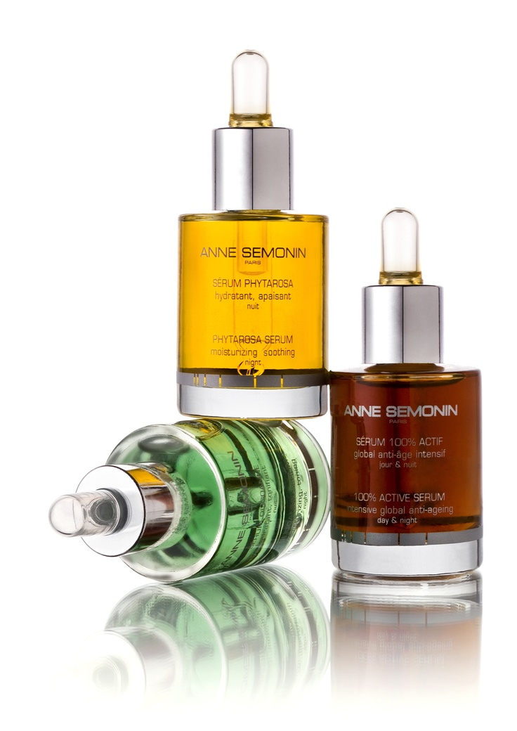 Best seller serums Anne Semonin - our amazing solutions for instant radiance