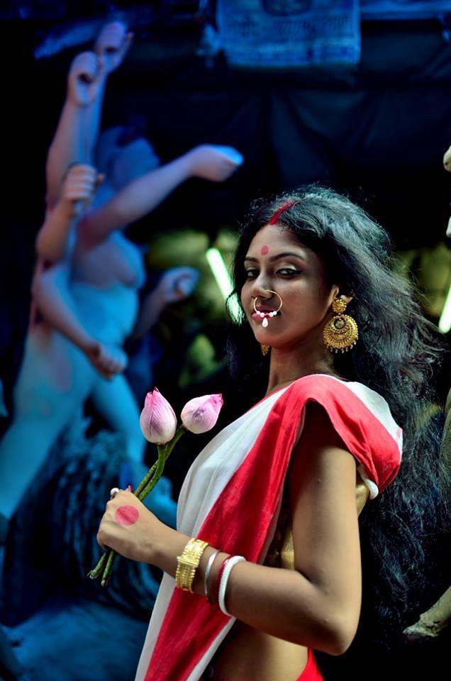 Kala Ksetram, Bengali beauty