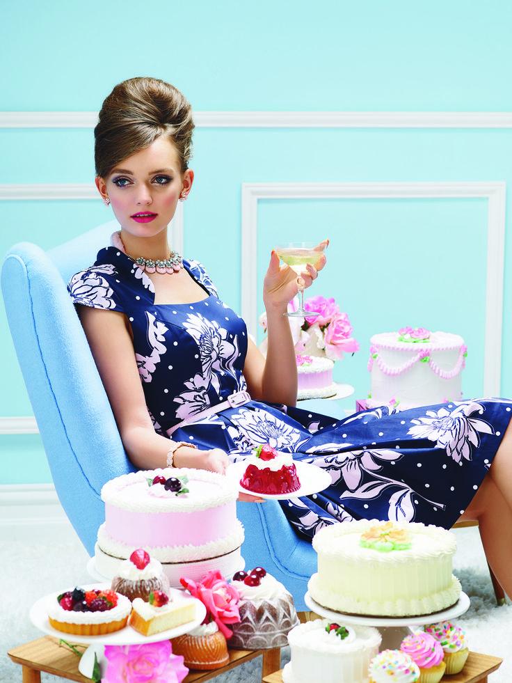 Sweet Polka Dot Dress | Dresses | Review Australia