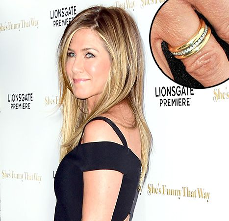 Jennifer Aniston's Wedding Ring Designer, Jennifer Meyer, Dishes on Creating the Bling: Read More! - http://www.hollywoodfame.com/jennifer-anistons-wedding-ring-designer-jennifer-meyer-dishes-on-creating-the-bling-read-more.html