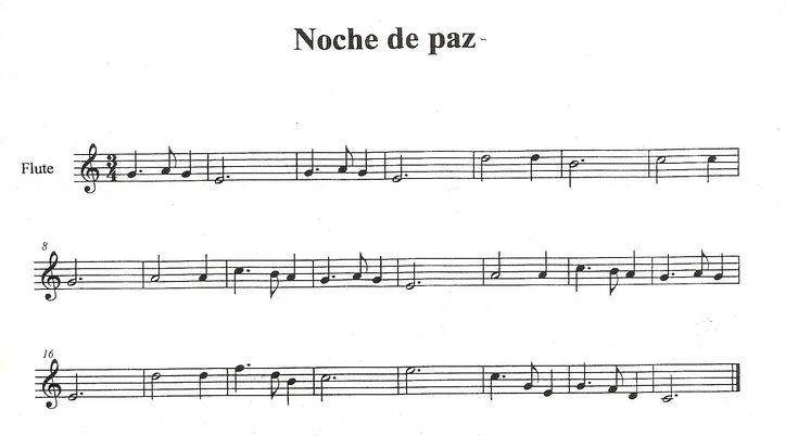diegosax: Noche de Paz. Villancico de Navidad. Partitura de Noche de paz . Letra y acordes para guitarra y Noche de Paz interpretada por los Niños Cantores de Viena.