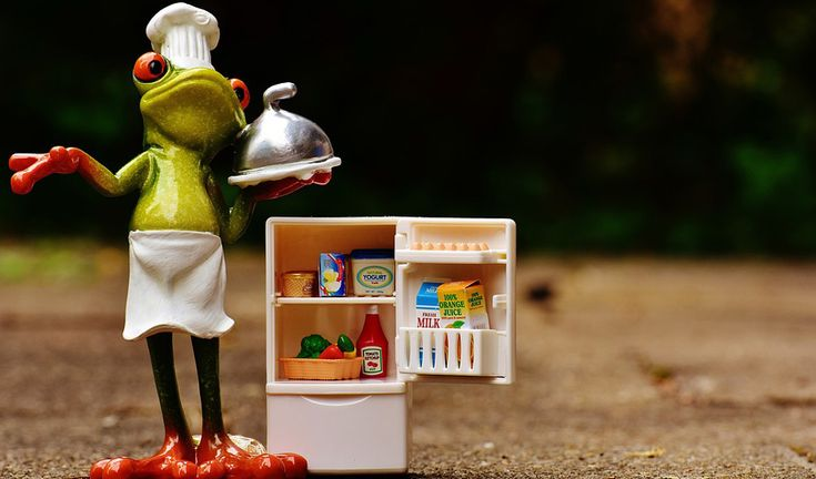 How to Organise Your Fridge to Keep Food Fresher For Longer #foodtips