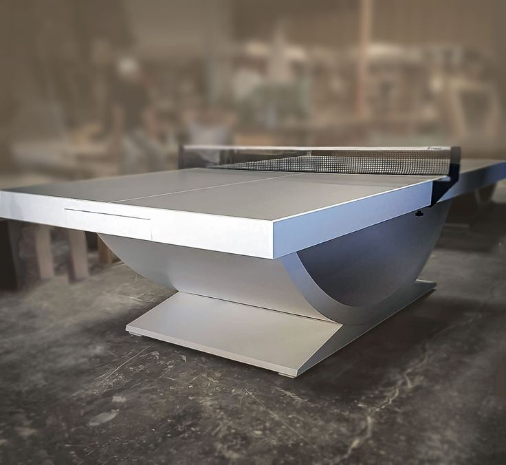 Theseus Table Tennis Table Luxury Modern Pool Tables The Most Exquisite Table Tennis Billiards Tables Table Tennis Modern Pool Table Modern Pools