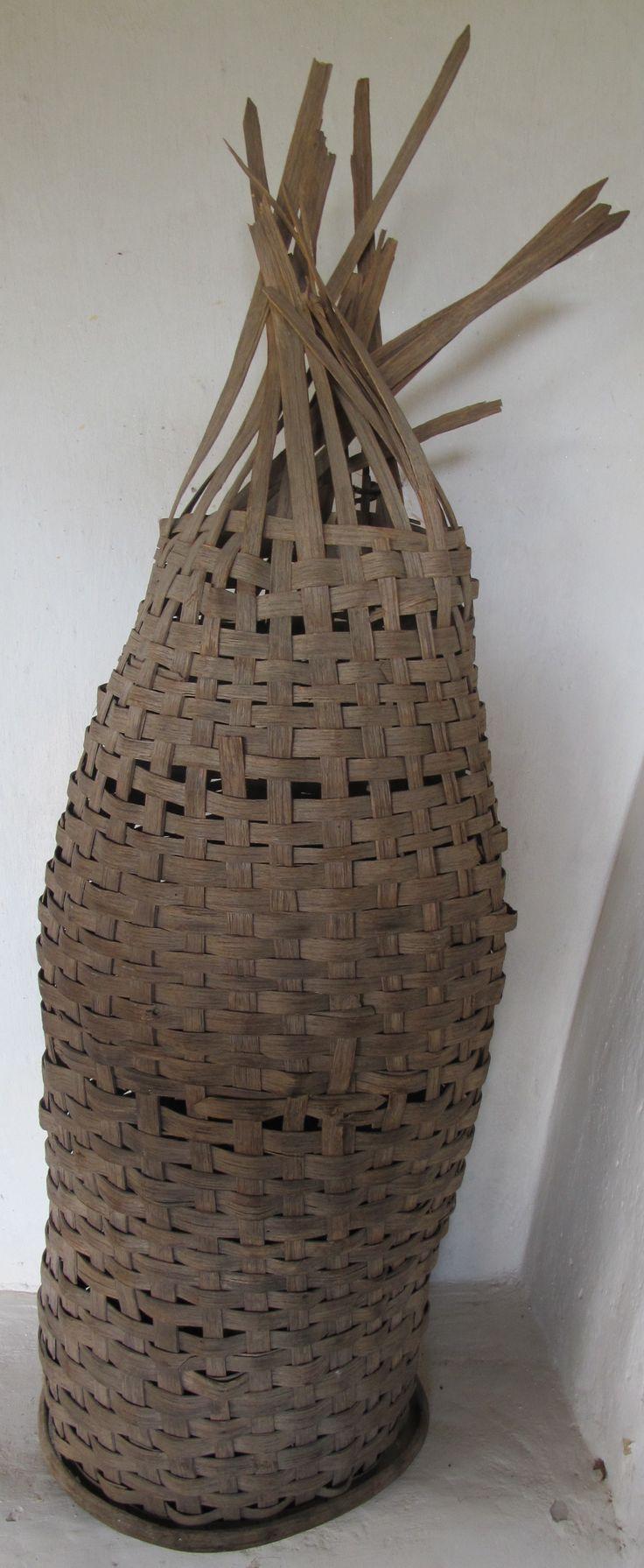 Early 20th Century Fishing Weir (Basket)