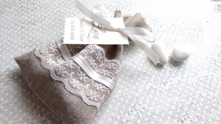 17 meilleures id es propos de contenant drag es sur pinterest contenant drag es communion - Petit sac en papier pour mariage ...