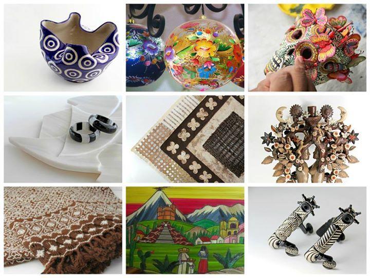 artesanias del estado de Puebla