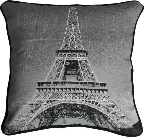 The Eiffel Tower Cushion from Urban Barn is a unique home décor item. Urban Barn carries a variety of Cushions & Throws and other  Accents furnishings.
