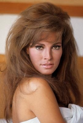 Raquel by Terry O'Neill, Here is another one of my fav style icons! What a wonderful woman, so smart and pretty also! I love her big hair, lovely curves and great smile! Terrific!