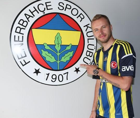 Michal Kadlec, FENERBAHÇEMİZDE! | Fenerbahçe Spor Kulübü Resmi Sitesi