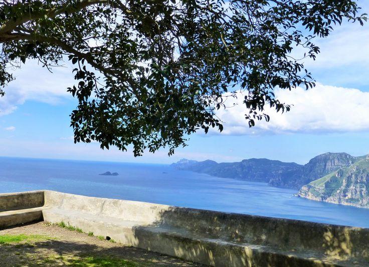 The view from Santa Maria del Castro / San Domenico