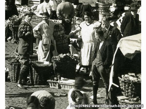 """Maatslück"" am Heumarkt, Heumarkt, 50667 Köln - Altstadt-Nord (1925)"