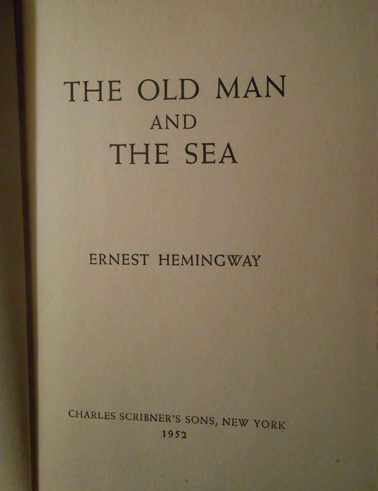 old man the sea essay